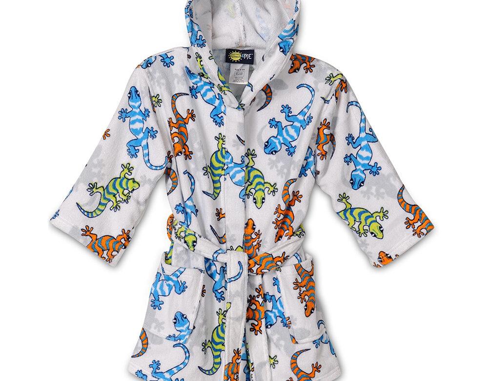 bebek bornoz yorka textile